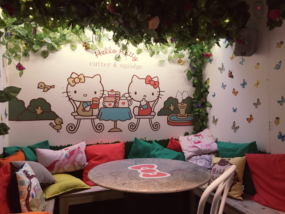 Hello Kitty Afternoon Tea – Cutter and Squidge
